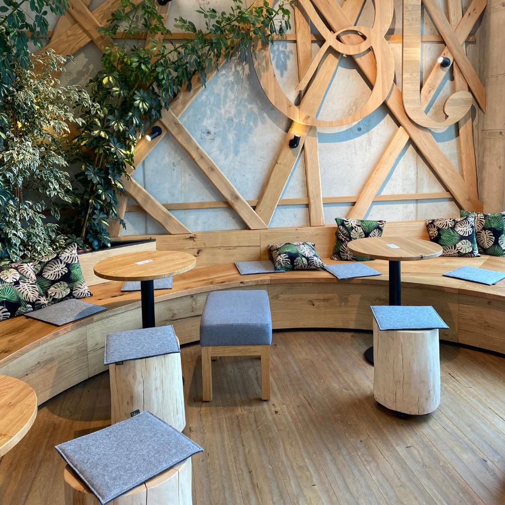 Kolb-Referenz: Bodenerneuerung bei Bäckerei Aumüller in Starnberg